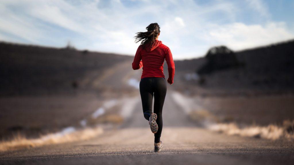 Running during quarantine